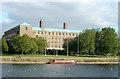 SK5838 : County Hall, West Bridgford by Alan Murray-Rust