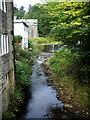SE0426 : Luddenden Brook by Alexander P Kapp