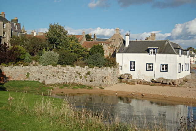 Anstruther Castle