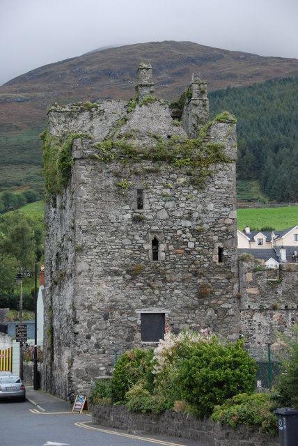Taaffe's Castle Carlingford