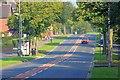 NZ4318 : Hartburn Avenue by Mick Garratt