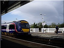 NO8686 : First ScotRail service to Aberdeen by Stanley Howe