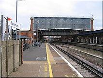 SZ0991 : Bournemouth Railway Station by A-M-Jervis