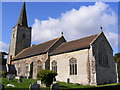 TM3288 : All Saints Church, Earsham by Adrian Cable