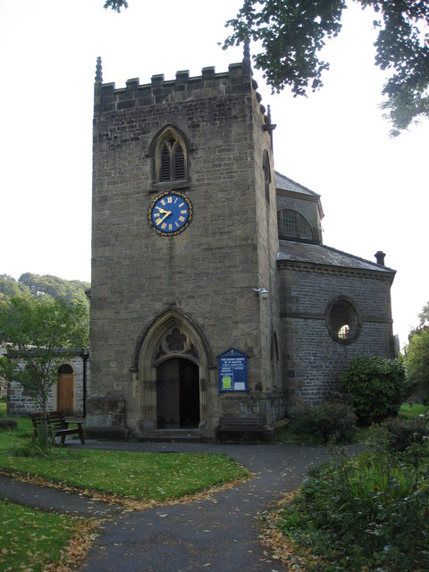 Stoney Middleton - Parish Church of St. Martin