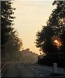 SX9192 : Hele Road, Exeter by Derek Harper