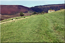 SE8493 : The Hole of Horcum by Peter Church