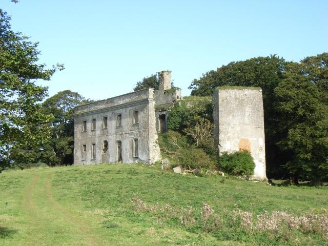 Dangan Castle, Near Summerhill, Co. Meath
