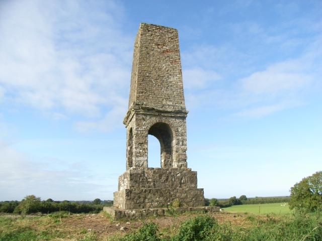 Obelisk near Summerhill, Co. Meath