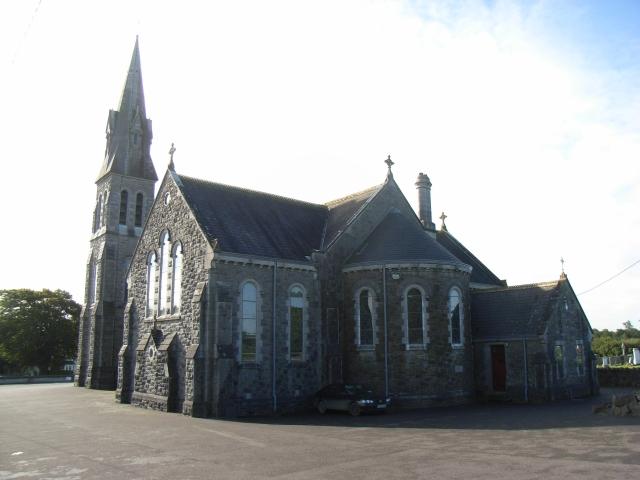 Our Lady of Lourdes, near Summerhill, Co. Meath
