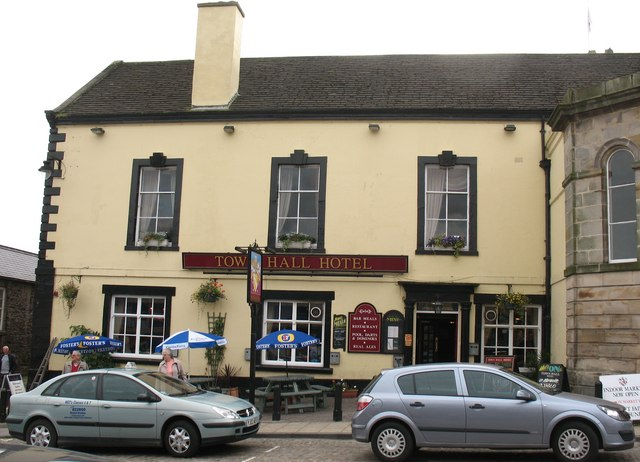 The Town Hall Hotel