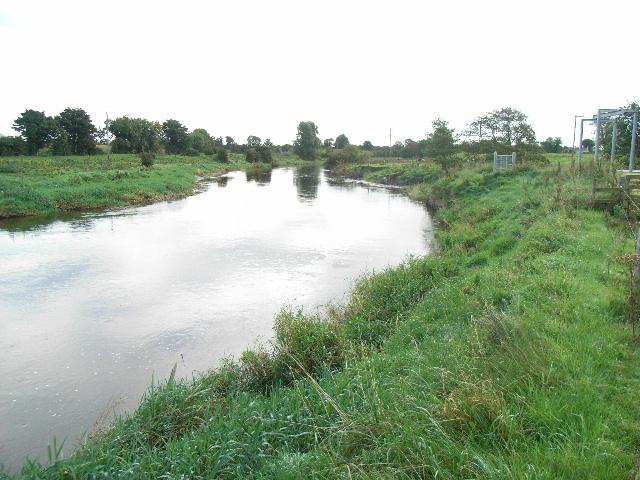 The Boyne Near Trim, Co. Meath