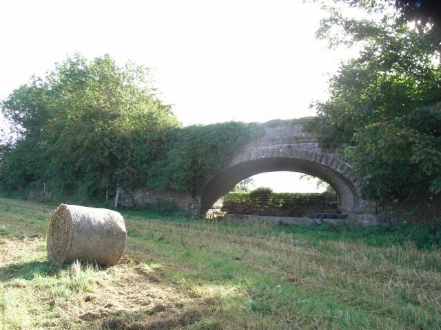Railway Bridge at Littlerath, near Trim, Co. Meath
