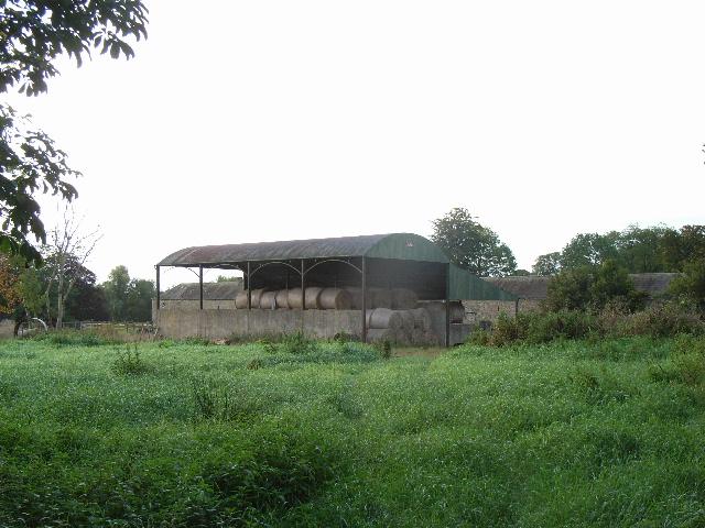 Barn at Rathnally, near Trim, Co. Meath