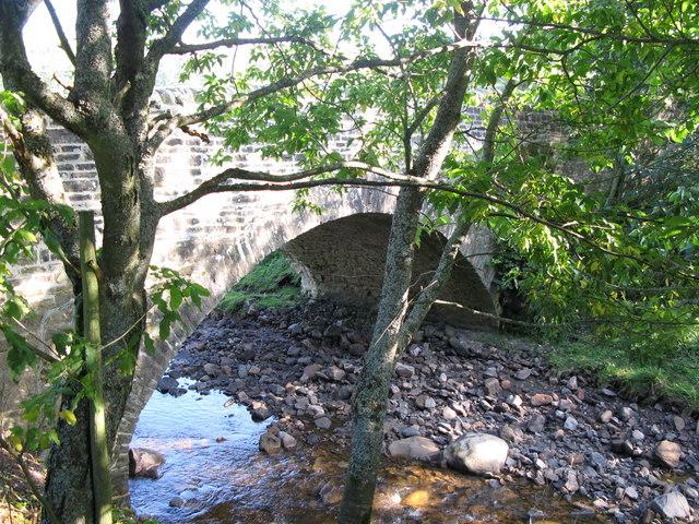 Corn Mill Bridge, Spartylea