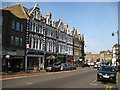 TQ3088 : Crouch End Hill, N8 by Nigel Cox