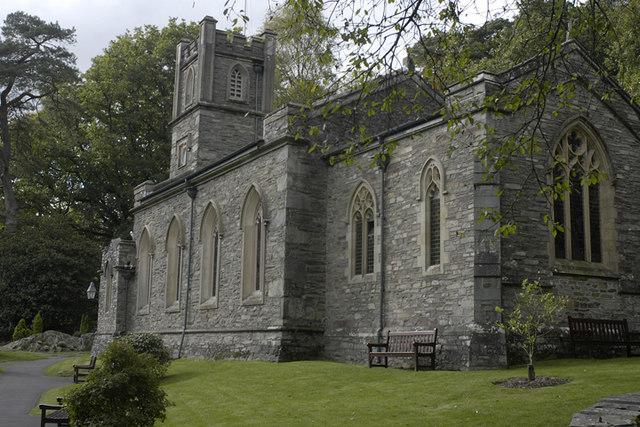 St.Mary's Church, Rydal
