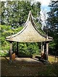 NN9357 : George Forrest Pavilion by Lis Burke