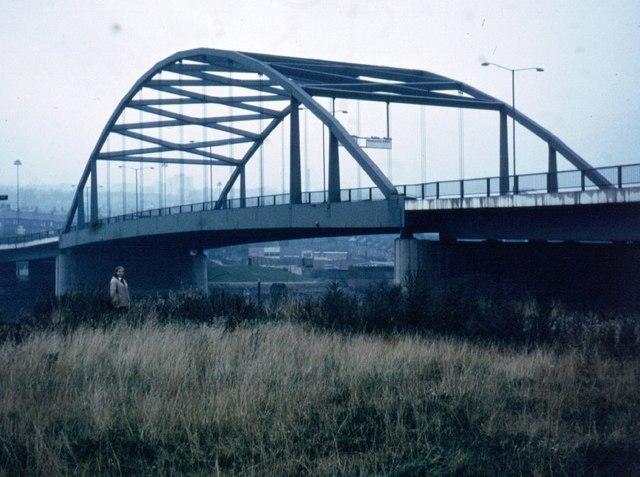 Scotswood Bridge