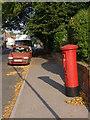 SU4014 : Postbox on Malvern Road by Jim Champion