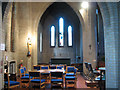 TQ3262 : The side chapel in St Mary's, Sanderstead by Stephen Craven