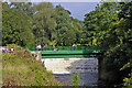 SJ9791 : Bridge and weir, Etherow Country Park by Phil Champion