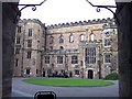 NZ2742 : Entrance to Durham Castle by Raymond Knapman