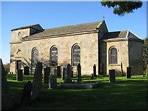 SK5073 : Elmton - St. Peter's Church by Alan Heardman