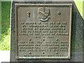 TM2172 : Memorial to U.S.A.A.F. Horham by Keith Evans