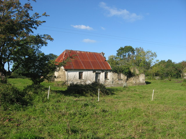 Cottage at Killougher, Co. Dublin