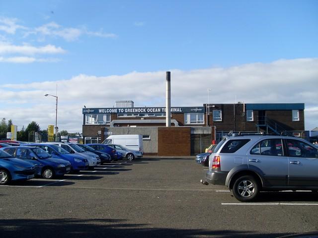 Greenock Ocean Terminal