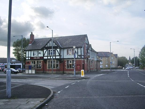 Lane Ends Hotel, Kiddrow Lane Padiham
