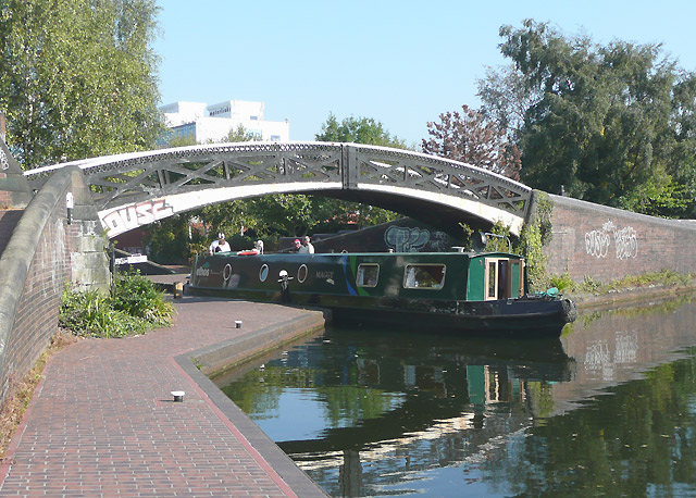Aston Junction, Birmingham and Fazeley Canal