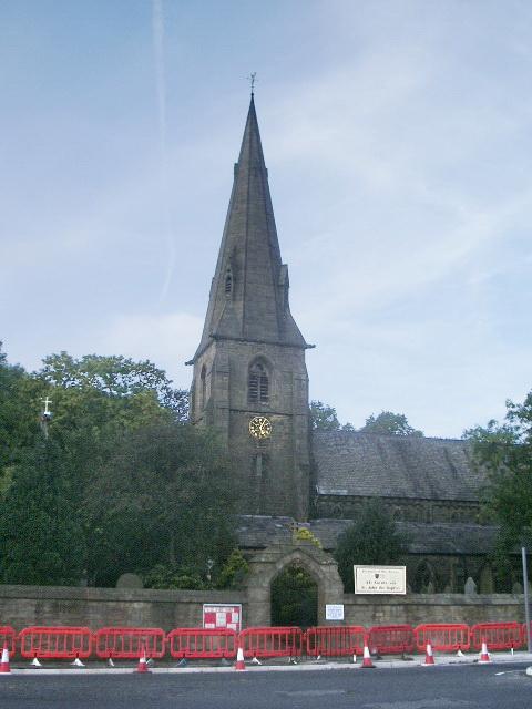 All Saints with St John the Baptist Church, Burnley