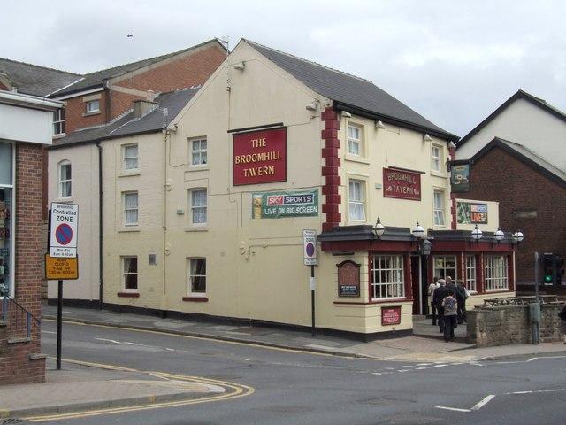 The Broomhill Tavern, Broomhill