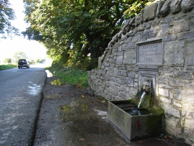 Well near Kentstown, Co Meath