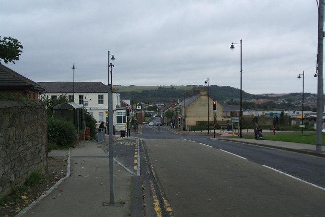 The Crossroads, Sacriston