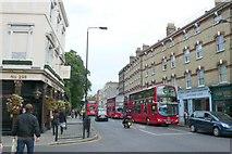 TQ2677 : Kings Road Chelsea by Nigel Mykura