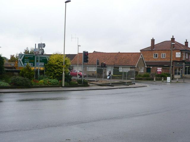 Development site in Pickering