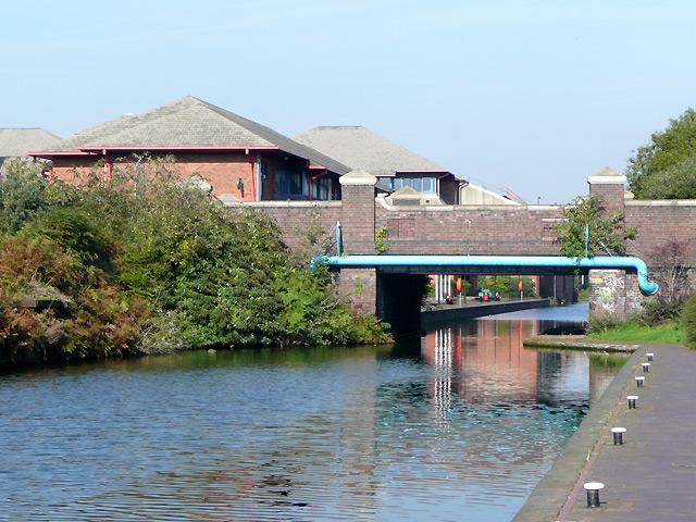 Rocky Lane Bridge, Birmingham and Fazeley Canal, Aston