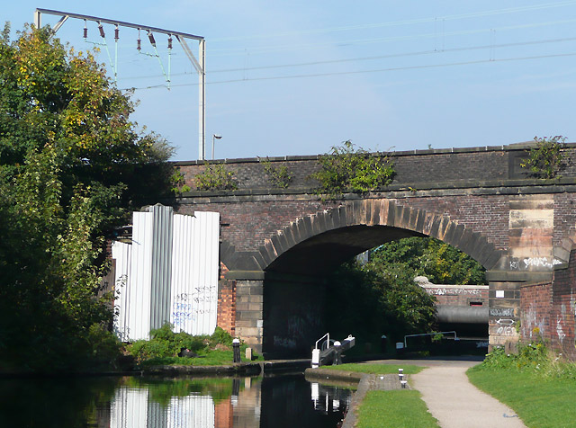 Lock No 24, Birmingham and Fazeley Canal, Aston
