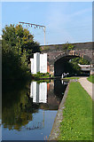 SP0889 : Birmingham and Fazeley Canal by Aston Bottom Lock by Roger  Kidd