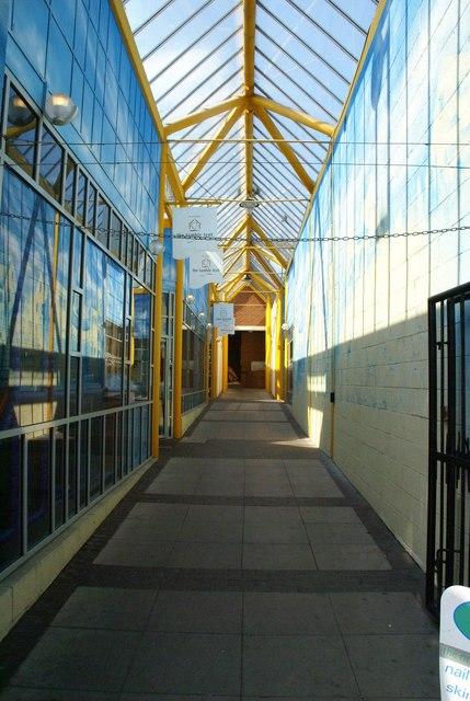 The Gallery, Letchworth
