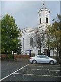 SO9496 : Walsall Street Car Park by Gordon Griffiths
