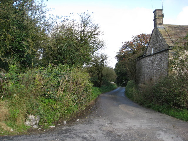 Aldwark - Lane to the A5012