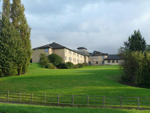 Private hospital, Elland