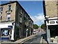 SE1422 : Church Lane, Brighouse by Humphrey Bolton