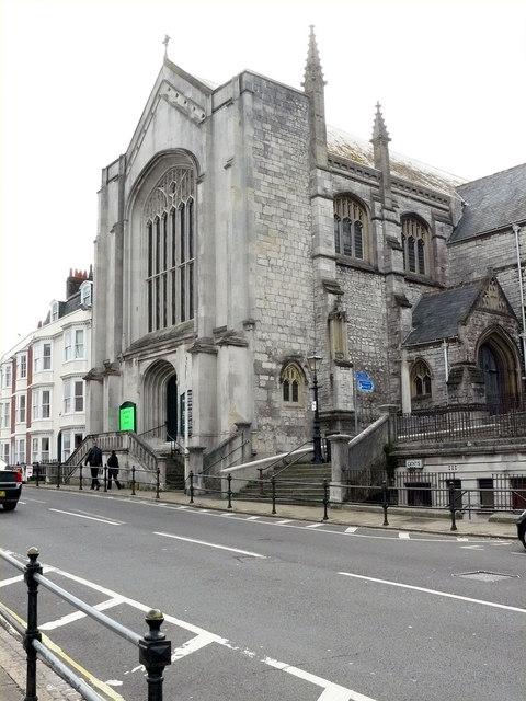 Weymouth - Holy Trinity Church