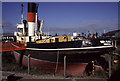 ST1974 : Steam tug Sea Alarm by Chris Allen