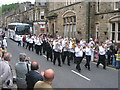 SD9807 : Whit Friday Brass Band Contest Delph by Paul Anderson